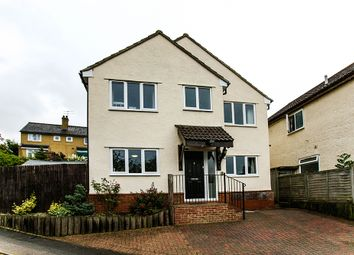 Thumbnail 4 bed detached house for sale in West Road, Stansted