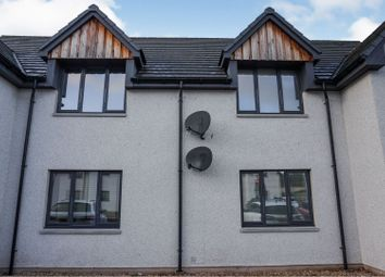 Thumbnail 2 bed flat for sale in Whiterow Drive, Forres