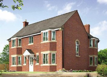 Thumbnail 4 bed property for sale in Plot 88, Lakeside Development, Waddington, Lincoln