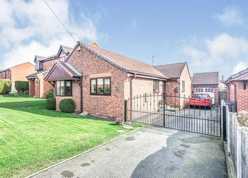 Thumbnail 3 bed bungalow for sale in Tabard Road, Eggborough, Goole, North Yorkshire