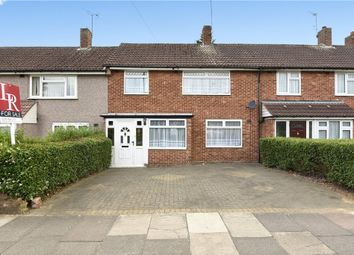 Thumbnail 3 bed terraced house for sale in Thorndike Avenue, Northolt, Middlesex