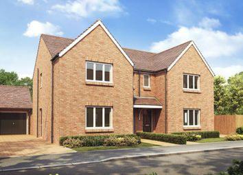 Thumbnail 3 bedroom end terrace house for sale in New Build - The Hatfield, Sutton Courtenay