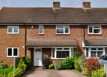 Thumbnail 3 bed terraced house to rent in Cowley Crescent, Hersham, Walton On Thames