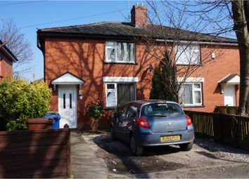 Thumbnail 3 bed semi-detached house for sale in Whewell Avenue, Manchester