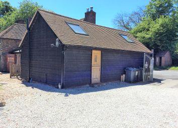 Thumbnail 1 bed property for sale in Gravesend Road, Wrotham, Sevenoaks