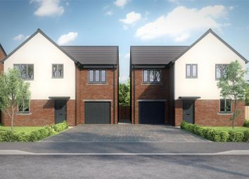 Thumbnail 4 bed detached house for sale in Golden Meadows, Hartlepool