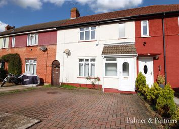 Thumbnail 3 bedroom terraced house for sale in Copperfield Road, Ipswich