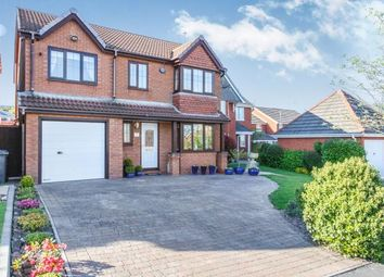Thumbnail 4 bed detached house for sale in Whitfield Road, Kidsgrove, Stoke-On-Trent, Staffordshire