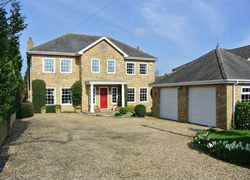 Thumbnail 4 bed detached house for sale in Swallow Hill, Thurlby, Bourne, Lincolnshire