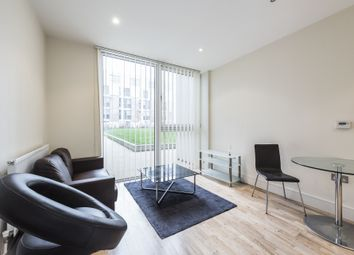Thumbnail 1 bed flat for sale in Lanterns Court, London
