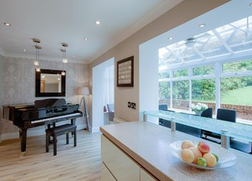 Thumbnail 5 bed detached house for sale in Hillcrest, Hyde