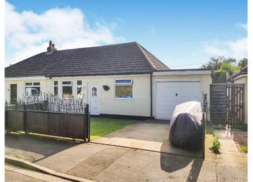 Thumbnail 3 bed semi-detached bungalow for sale in Gorse Road, Grantham