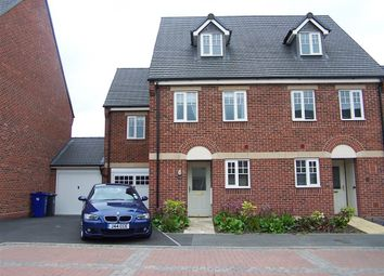 Thumbnail 4 bed semi-detached house to rent in Caroline Court, Burton On Trent, Staffordshire