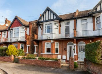 Thumbnail 3 bed flat for sale in Stanton Road, West Wimbledon