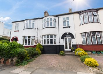 Thumbnail 3 bed terraced house for sale in Cricketfield Grove, Leigh-On-Sea