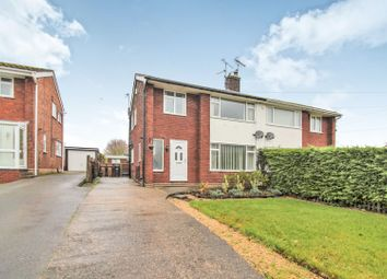 Thumbnail 3 bed semi-detached house for sale in County Road, Leeswood