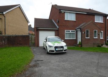 Thumbnail 2 bed semi-detached house to rent in Deer Hill Grove, York, North Yorkshire