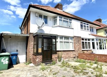 Thumbnail 4 bed property to rent in Bacon Lane, Burnt Oak, Edgware