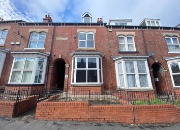 Thumbnail 4 bed terraced house to rent in Club Garden Road, Sheffield