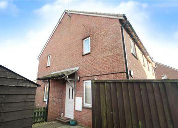 Thumbnail 1 bed end terrace house for sale in Beaumont Park, Littlehampton, West Sussex