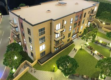 Thumbnail 2 bedroom flat for sale in Laurence Court, Saxon Square, Kimpton Road, Luton