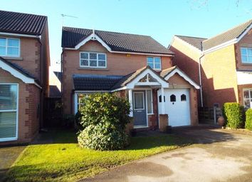 Thumbnail 3 bed detached house for sale in Dam Lane, Woolston, Warrington, Cheshire