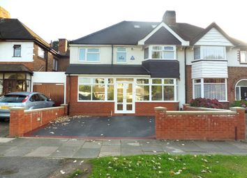 Thumbnail 5 bedroom semi-detached house for sale in Arden Road, Acocks Green, Birmingham