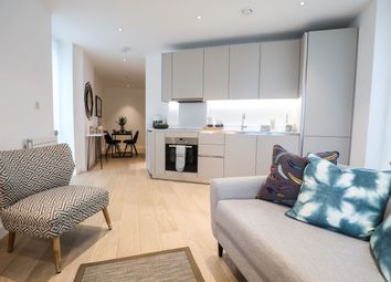 Thumbnail 3 bedroom flat for sale in Harbutt Way, Wembley, London