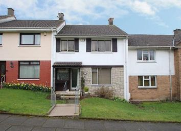 Thumbnail 3 bed terraced house for sale in Shieldhill, Murray, East Kilbride