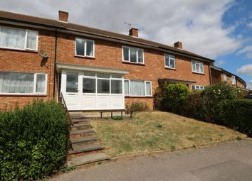 Thumbnail 3 bed terraced house to rent in Roundmead, Bedford, Bedfordshire