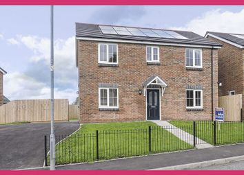Thumbnail 4 bed detached house for sale in Plot 2, Colonel Road, Ammanford - Ref #00003100