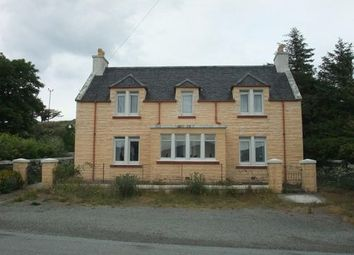 Thumbnail 3 bed detached house for sale in 8 Roskill, By Dunvegan, Isle Of Skye