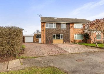 Thumbnail 5 bed semi-detached house for sale in Beverley Crescent, Tonbridge, Kent, .