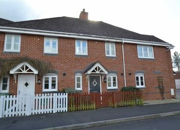 Thumbnail 2 bed terraced house for sale in Fletton Link, Hermitage, Berkshire