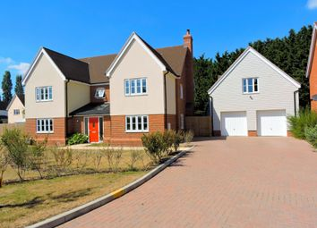 Thumbnail 5 bed detached house for sale in Clifford Smith Drive, Felsted