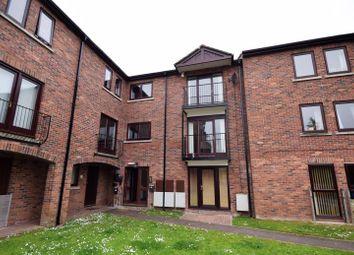 Thumbnail 1 bed flat to rent in Caldew Maltings, Bridge Lane, Carlisle