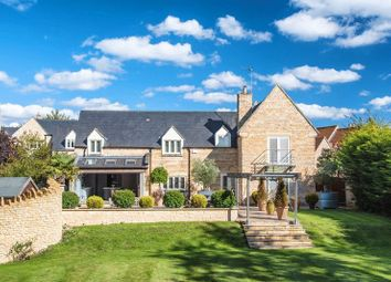 Thumbnail 4 bed detached house to rent in Home Farm Close, Great Casterton, Stamford