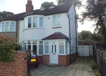 Thumbnail 3 bed semi-detached house to rent in Newton Park View, Leeds
