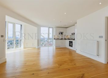 Thumbnail 3 bed flat to rent in Sky View Tower, 12 High Street