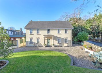 Thumbnail 4 bed detached house for sale in Mortimer House, Greenfield Road, Presteigne