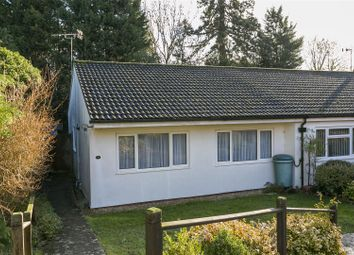 Thumbnail 2 bed bungalow for sale in Meadow Bank, Police Station Road, West Malling