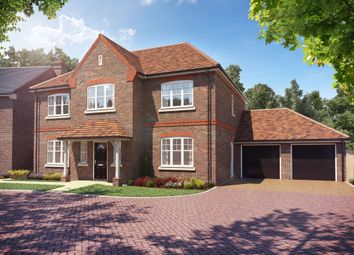Thumbnail 5 bed detached house for sale in The Lavender, The Maltings, Benner Lane, West End, Surrey