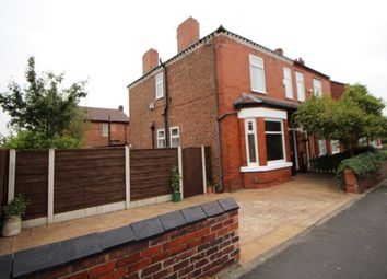 Thumbnail 4 bedroom semi-detached house for sale in Windmill Lane, Reddish, Stockport