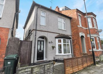 Thumbnail 3 bed semi-detached house for sale in Poplar Road, Earlsdon, Coventry