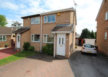 Thumbnail 2 bed semi-detached house for sale in Sandalwood Rise, Swinton