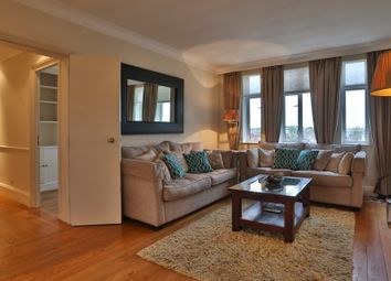 Thumbnail 3 bedroom flat to rent in Edwardes Square, London