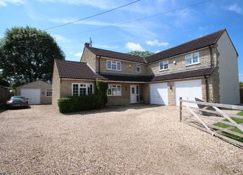 Thumbnail 5 bed detached house for sale in Compton Street, Compton Dundon, Somerton