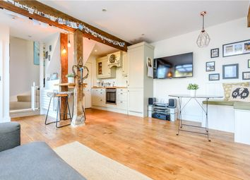 Thumbnail 2 bed terraced house for sale in St Mary Bourne, Andover, Hampshire