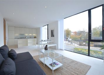 Thumbnail 3 bedroom flat to rent in Oval Road, London