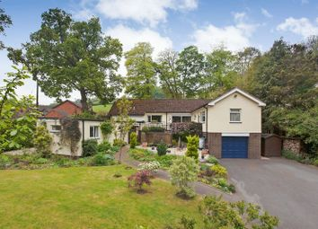 Thumbnail 4 bed detached bungalow for sale in Howden, Tiverton
